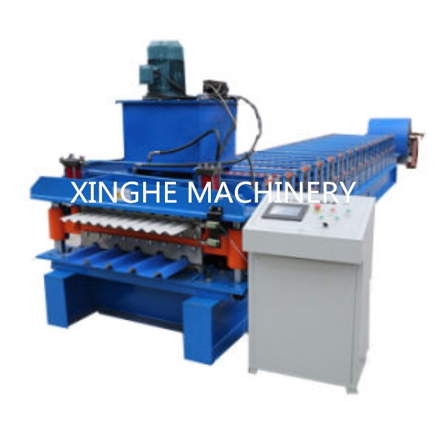 Metal Roofing Sheet Bending Machine Roof Panel Forming Machine Roofing Roller Machine,Roll Forming Machine