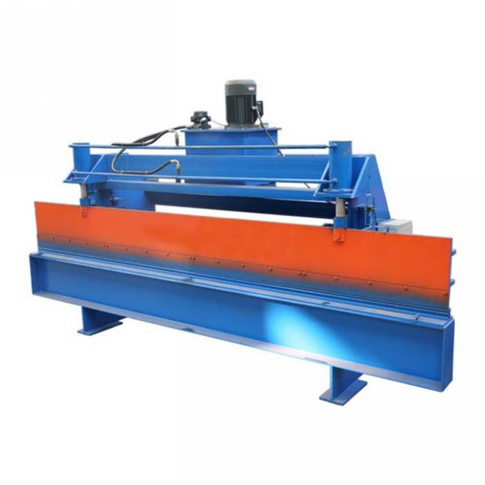 3kw Power Motor Metal Corrugated Roofing Sheet Roll Forming Machine