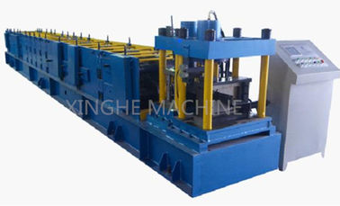 China C Z Purlin Roll Forming Machine For Making Roofing Load - Bearing Plate supplier