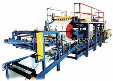 China 960mm  Metal Roof Forming Machine , Galvanized Sheet Metal Forming Equipment  supplier