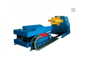China Automatic Steel Coil Slitting Machine , Hydraulic Coil Processing Equipment  supplier