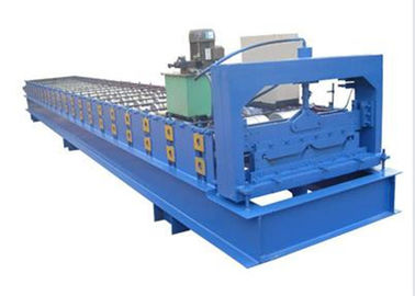 China Full Automatic Roll Forming Machines Making PPGI Tiles For House Building supplier