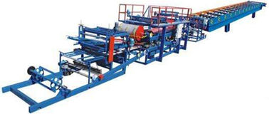 China High Speed Glazed Tile Roll Forming Machine For 1000mm Width Steel Coil supplier