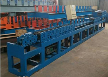 China 5.5KW Roll Shutter Door Forming Machine , Steel Stud Roll Forming Machine  supplier