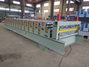 China 380V 60HZ Double Layer Roll Forming Machine Wall Panel Tile Making Machine supplier
