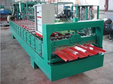 China New Condition Corrugated Sheet Roll Forming Machine 12 Months Warranty supplier