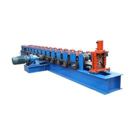 China Square Pipe Color Steel Roll Forming Machine Sheet Metal Roll Forming Machine Downwater Rain Gutter supplier
