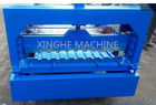 China Automatic Rolling Shutter Strip Making Machine For Making Corrugated Sheet factory
