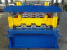 China Automatic High Speed Sheet Metal Roll Forming Machine For Making Floor Decks factory