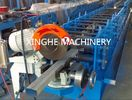 China Downspout Pipe Roll Forming Machine PLC Control And Hydraulic Station factory