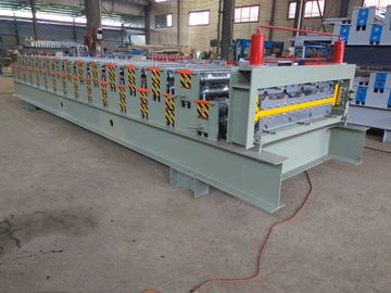 Hydraulic Double Levels IBR sheet Corrugation  Metal Roofing Panel Roll Forming