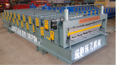 840-910 Double Layer Tiles Making Machine/Building Material Machinery