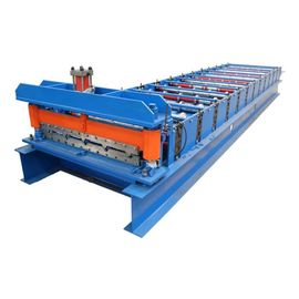 Roofing Sheet Roll Forming Machine Sheet Metal Roll Former