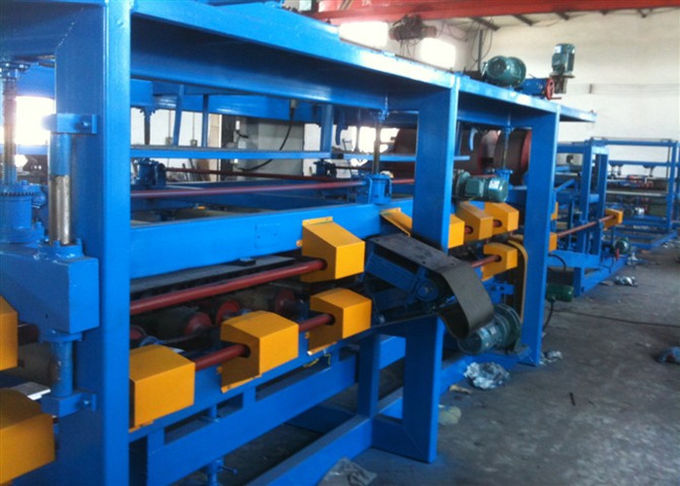 960mm  Metal Roof Forming Machine , Galvanized Sheet Metal Forming Equipment